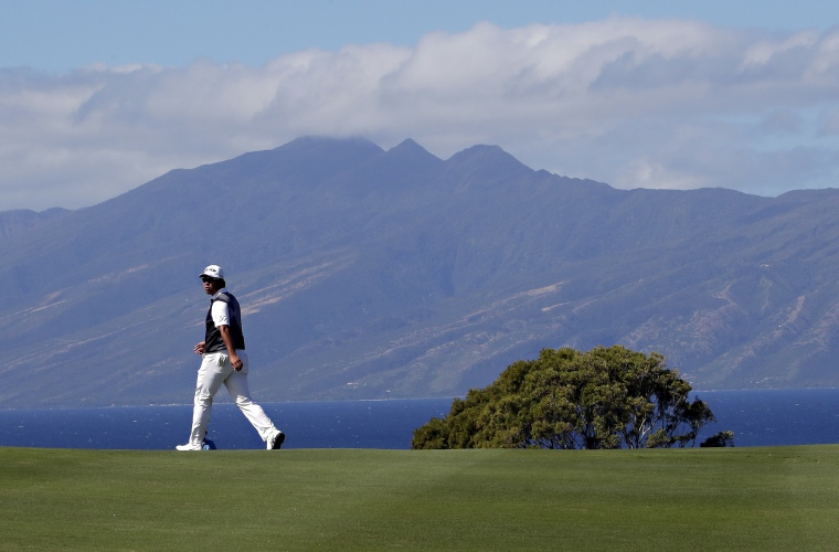Valley News Sports Briefs Thomas Saves Best for Last at Kapalua