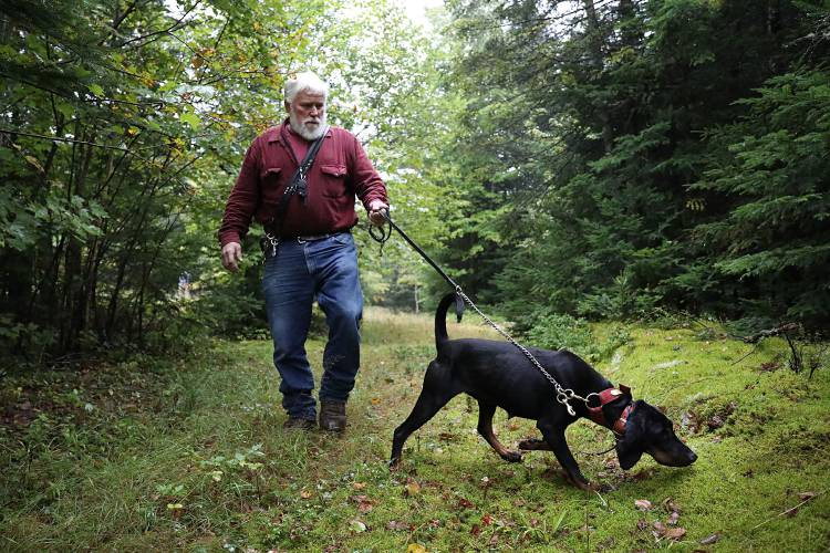 Valley News Newbury Man Honors Vermont Hunting Legacy