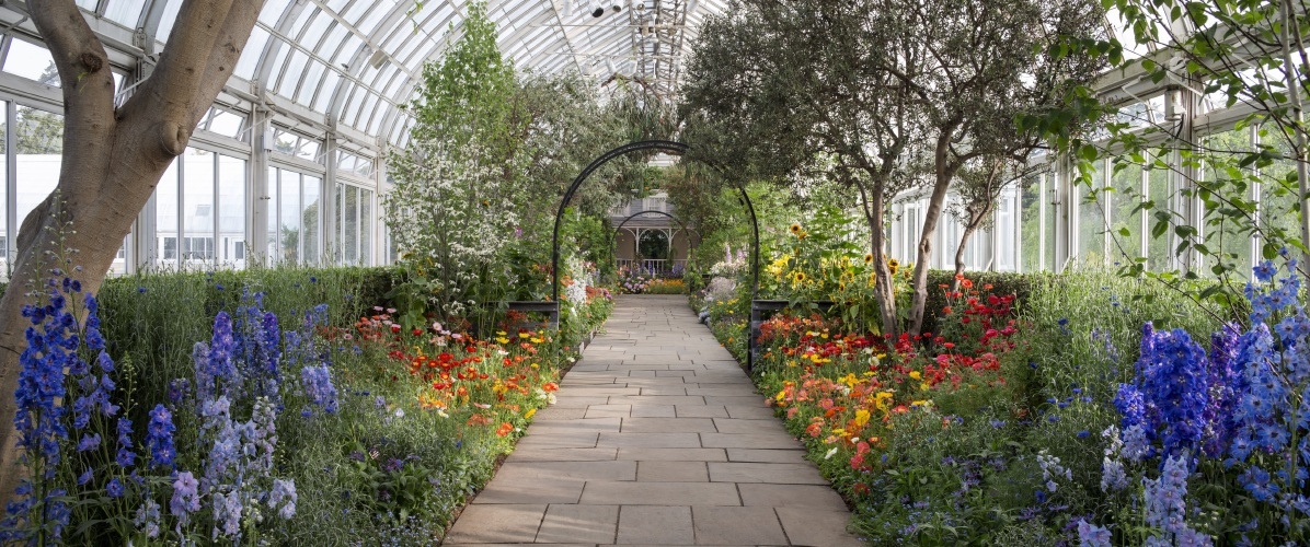 Marvelous New York Botanical Garden Exhibit Pairs Plantings With Paintings