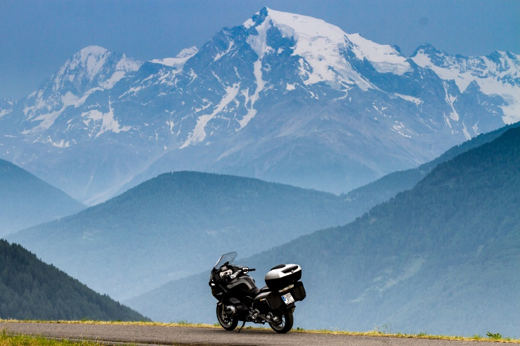 motorbike tour offers unique perspective of europe