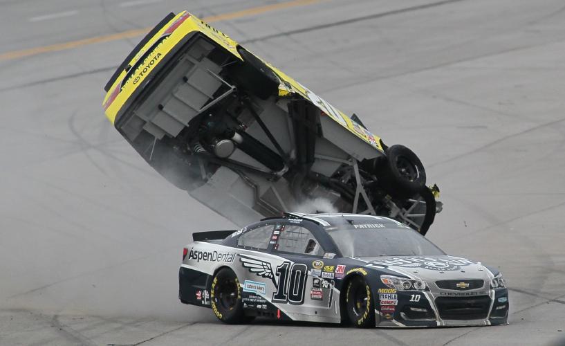 Christopher Bell taken to hospital for evaluation after NASCAR ...