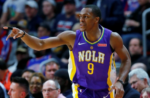 adec39907ac Valley News - Commentary  Lakers Could Go as Rondo Goes