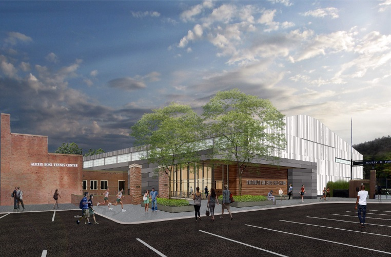 Sports field house designs