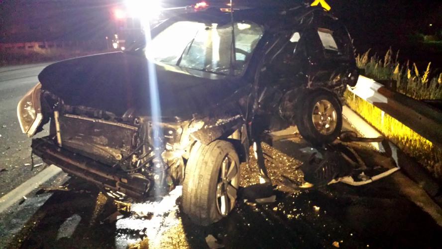 Car Accident Lebanon Nh