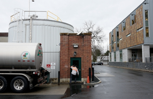 Dartmouth to Seek Proposals for Biomass Plant