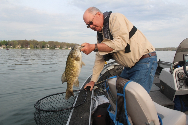 Valley news optimism shines bright at start of inland for Fishing season wisconsin