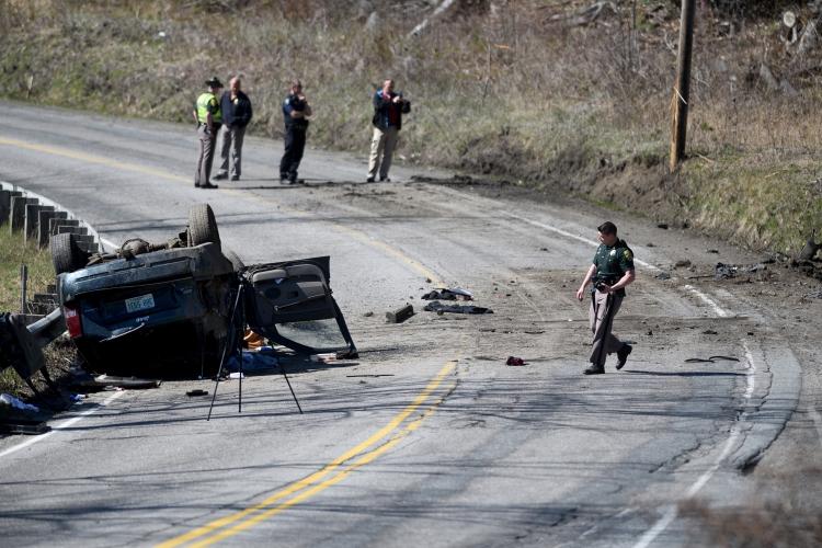 Car Crashes Nh