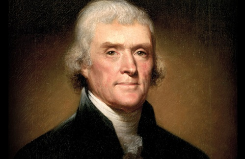 a comparison of thomas jefferson and john f kennedy I think this is the most extraordinary collection of talent, of human knowledge, that has ever been gathered at the white house - with the possible exception of when thomas jefferson dined alone.