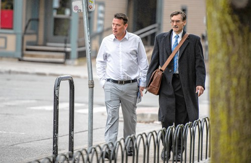 Ex-Quechee resident pleads not guilty in payroll fraud case