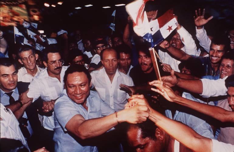 Manuel Noriega Young