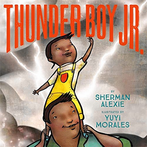 an analysis of thunderboy jr by sherman alexie