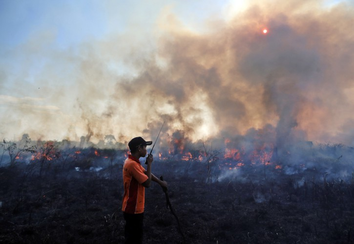 effect haze for healthy in malaysia Indonesia dismisses study showing forest fire haze killed more than 100,000 people  an author of the study who is regarded by his peers as one of the world's top experts on the health effects .