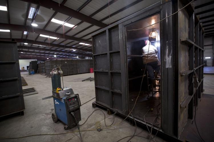 Bomb-Shelter Companies Prep for 'Trumpocalypse'