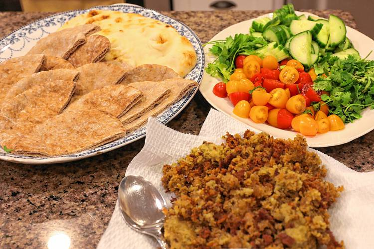 Valley News Lebanon Gourmet Cooking Club Explores a World of Food