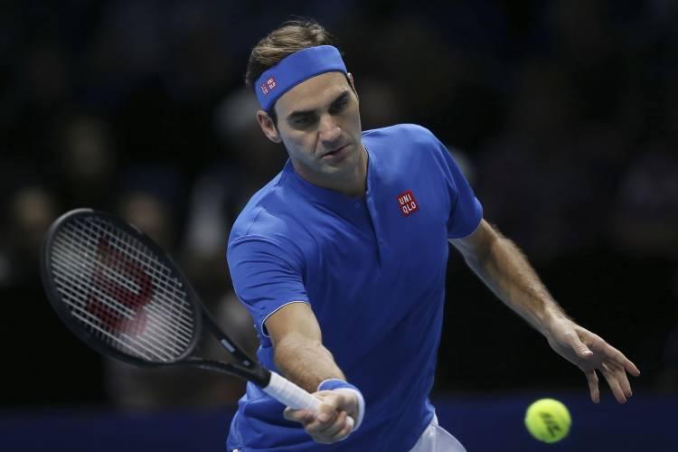 Valley News Federer Out At Atp Finals