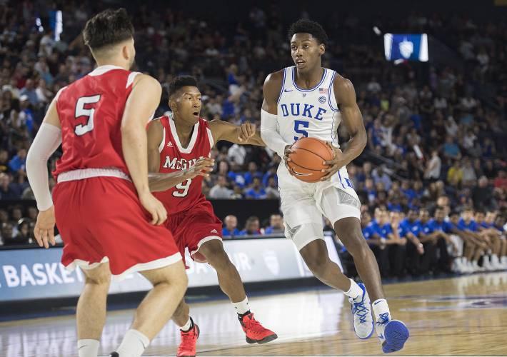 Valley News - Sports Briefs: Duke Wins Canada Tour Finale