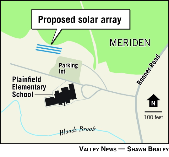 Plainfield Finalizing Plans for Solar Array