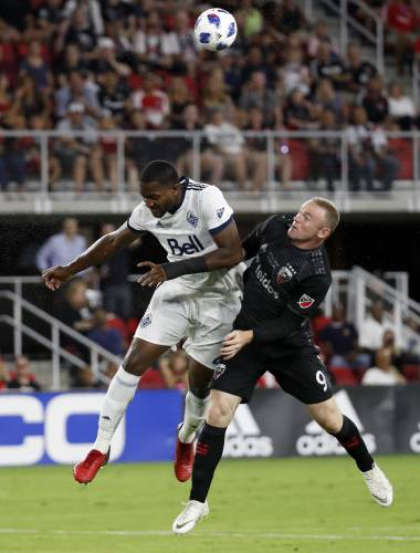 Valley News - MLS Roundup  Rooney Assists in D.C. United Debut d48cd0cb4