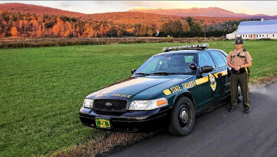 Valley News - Vermont State Police Retire Last Crown