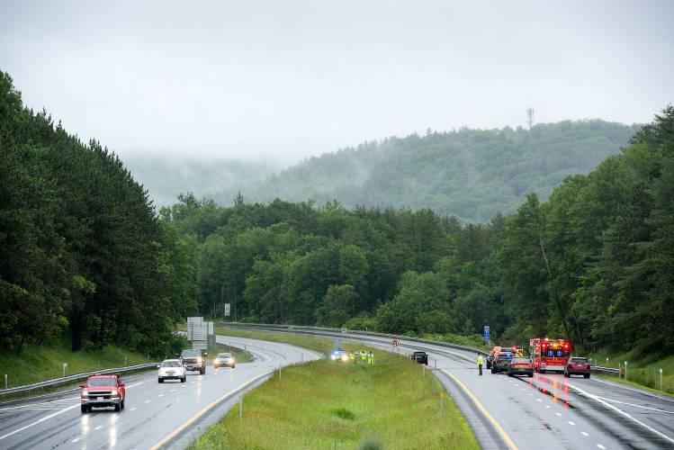 Valley News - Perkinsville Woman Killed in Head-On Crash