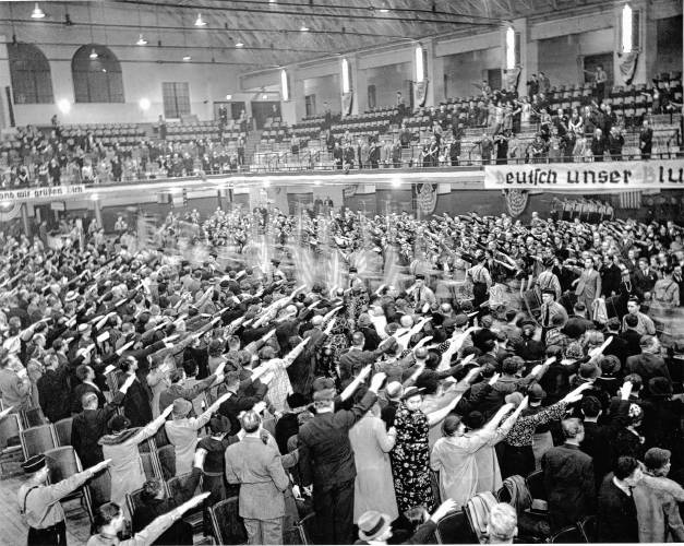 valley news column the rise of fascism in 1930s america