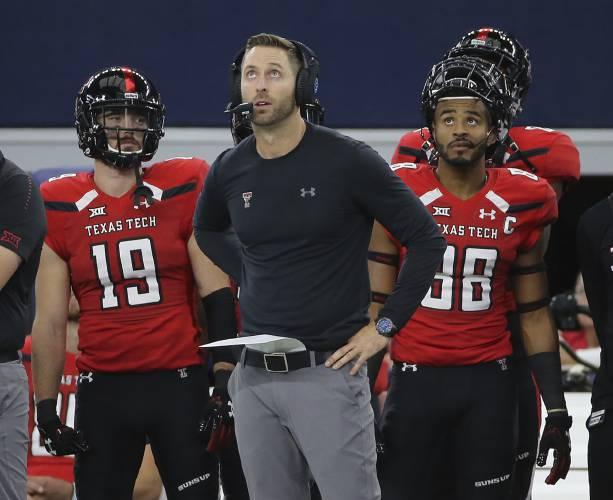 Valley News College Football Texas Tech North Carolina Dismiss Coaches