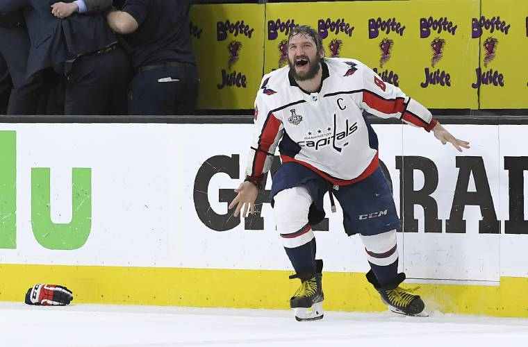 c9b1749e82c Valley News - District of Champions  Capitals Win Stanley Cup