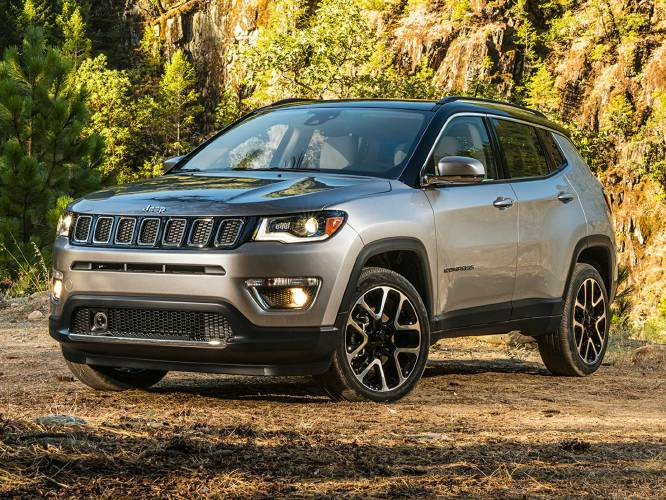 Charming Auto Review: 2017 Jeep Compass