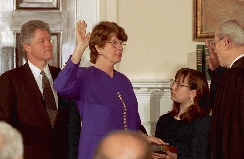 Janet Reno, Former U.S. Attorney General, Dies At 78