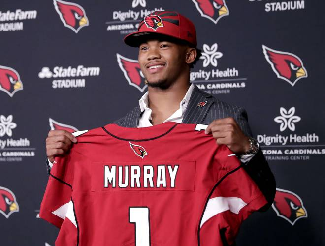 Valley News - NFL draft grades: Who made the most of their