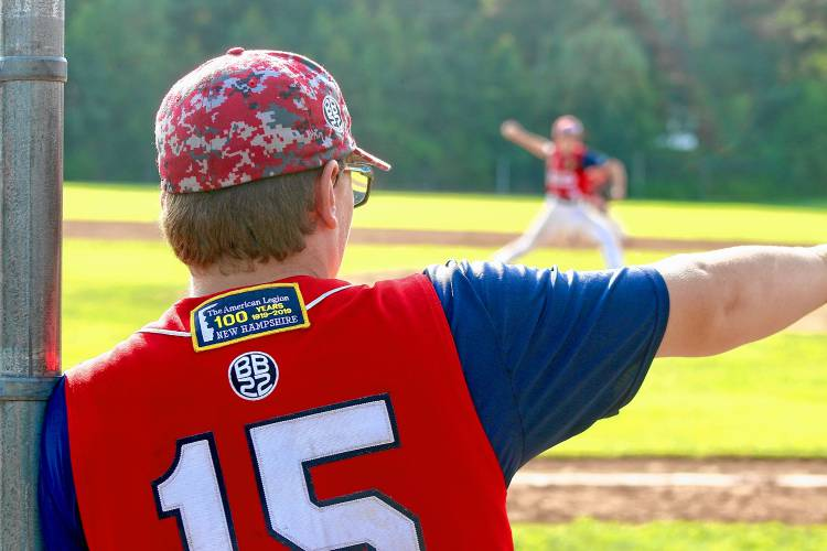 Valley News - Post 22 juniors rout Jutras at N H  state tourney