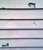 valley news quick easy repairs to vinyl siding holes