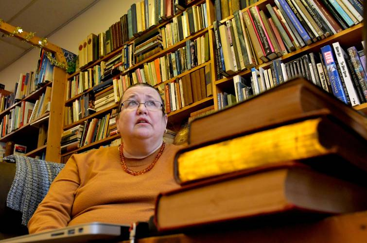 Valley News - Bradford, Vt , Bookstore in a Bind as Downtown