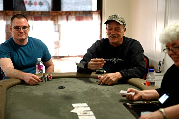 Valley News - Let the Games Begin: Proprietors Bet On Poker
