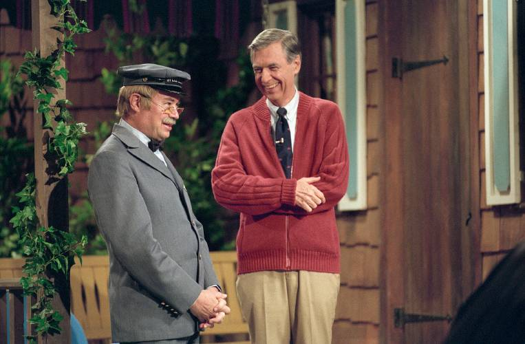 Valley News Column Mr Rogers And An Unneighborly America