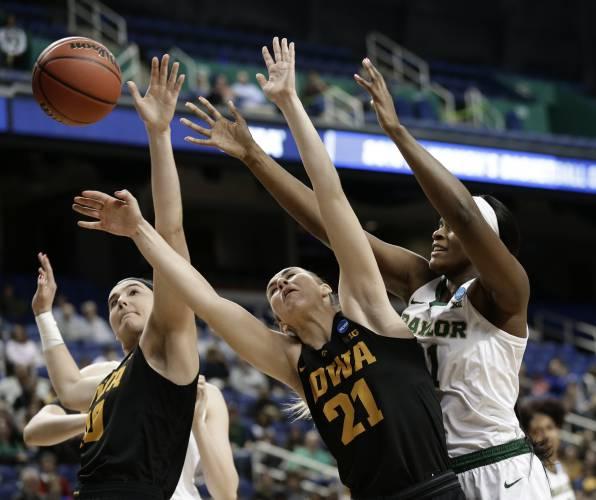Valley News - NCAA women: Baylor bombs Iowa, back in Final