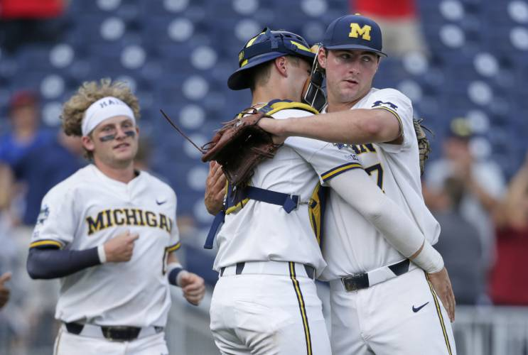 Valley News - Wolverines are finding Omaha to be their home