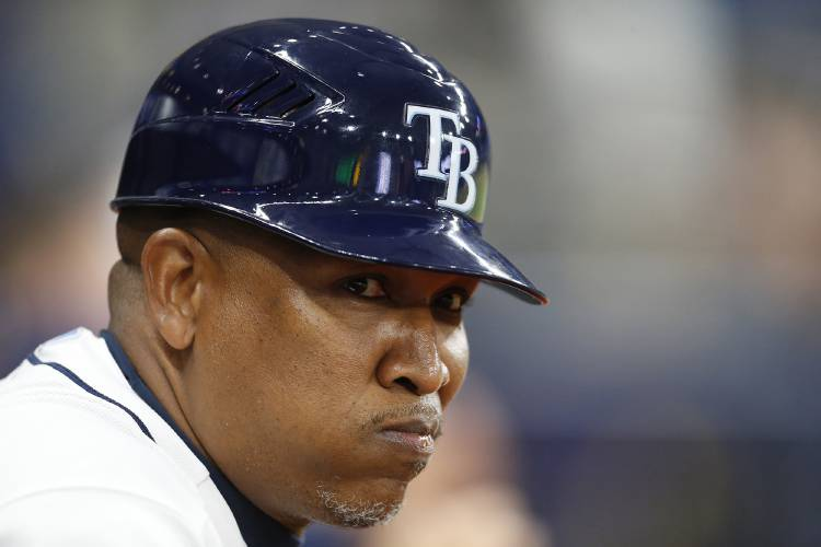 Valley News - The Land of Oz: Rays first-base coach has