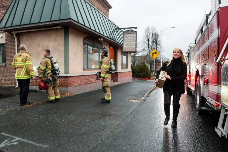 Valley News - Nobody Injured After Smoke Reported at