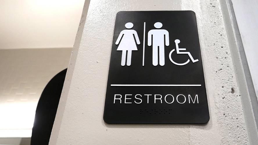 Valley News - School District Installs Gender-Neutral Toilets