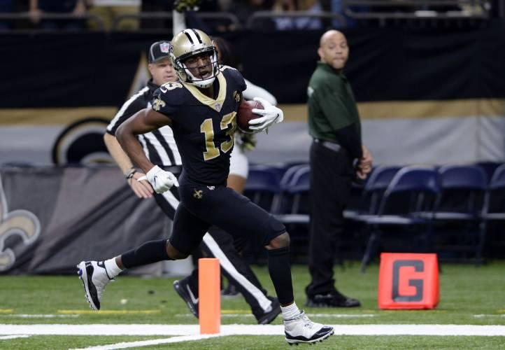 bf7803e5 Valley News - NFL Roundup: Saints Batter Rams