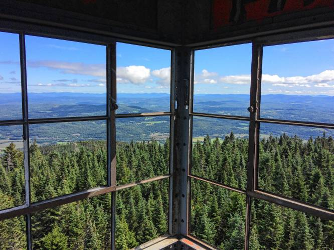 valley news views to be had climbing other monadnock