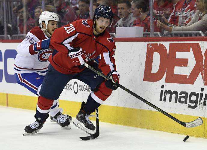 71c838aa203 Valley News - NHL roundup: Capitals conquer Metro Division again