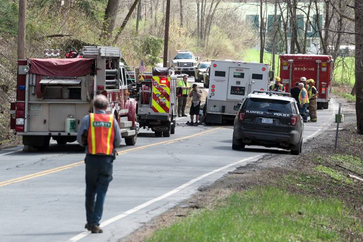 Valley News - Three Killed in Crash on Route 12A in Cornish