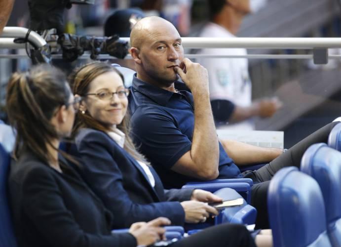 Valley News - Jeter Wants Marlins' Staff to Speak Spanish