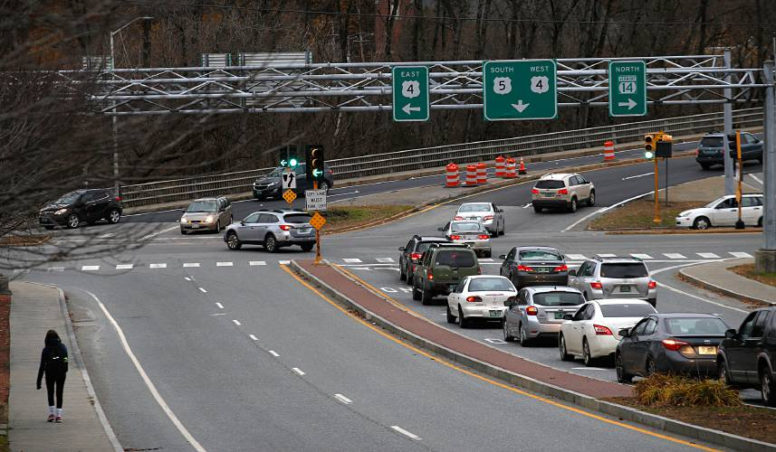 Valley News - Town, State Mull How to Make Route 5 Safer in WRJ