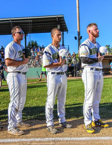 Valley News - A Whole New Ballgame: Summer Baseball Undergoes Uneasy
