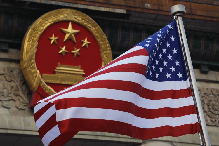 Valley News - Column: How to Repair U S -China Relationship and