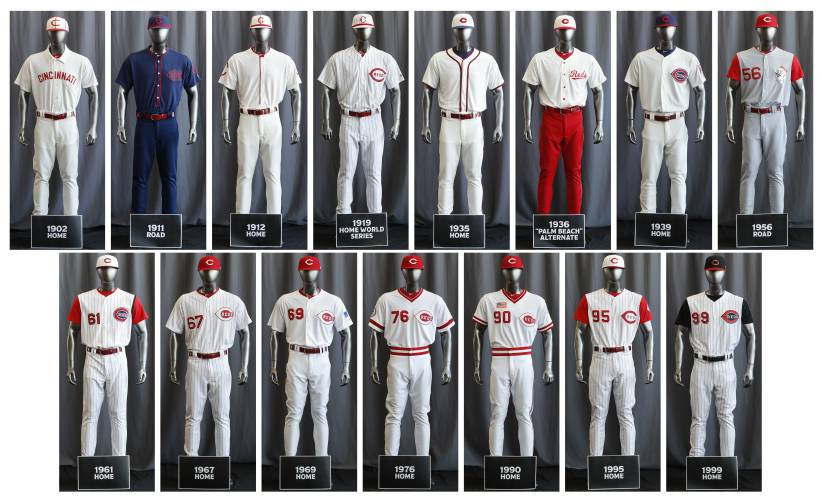 Image result for reds throwback uniforms 2019
