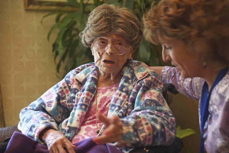 Valley News - Adele Dunlap, Dies at 114